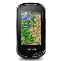 GPS Esportivo Garmin Oregon 750 4GB Wi-Fi Touchscreen com Câmera de 8MP -