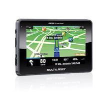 GPS Multilaser Tracker TV 4,3 Polegadas Multilaser GP034 -