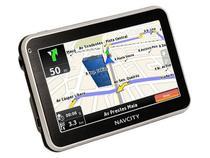 """GPS NavCity NC 540 Tela Touch Screen 5"""" Mapas 3D - 1.500 Cidades Mapeadas + Conexão Bluetooth"""