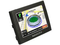 GPS NavCity Way 30 Tela Touch Screen 3,5 - 1.300 Cidades Mapeadas + Alerta de Radar