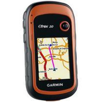 """GPS Portátil Garmin eTrex 20X - Visor 2.2"""", rede GLONASS, 4 GB de memória interna -"""