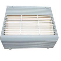 Grade de ar da evaporadora ar condicionado split piso teto lg -