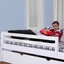 Grade de Proteção para Cama Infantil madeira maciça - Casatema -