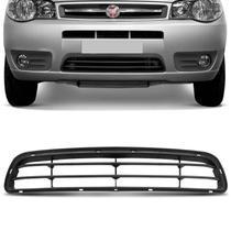 Grade Dianteira Fiat Palio Economy 10 11 12 13 14 15 16 Cinza Central Para-choque - Blawer