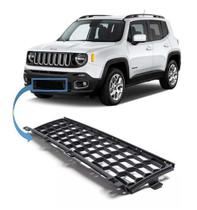 Grade Inferior Parachoque Dianteiro Jeep Renegade Original -