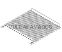 Grade Prateleira Metalfrio Vb99r/s Original Com 4 Suportes -