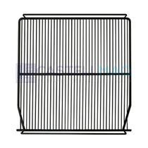 Grade prateleira preta 43,5x44cm para refrigerador vb25 vb28 termoformato (mod. novo) - metalfrio - Metalfrio Peças