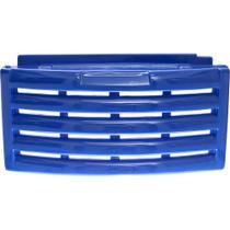 Grade Veneziana Azul 32 X 67 Compatível Expositores Vertical Metalfrio - 4716 - Loja Do Refrigerista