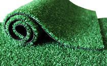 Grama Decorativa Sintética Artificial Verde Tapete Jardim Playground Campo de Futebol Pet Center 1m² - KAPAZI -
