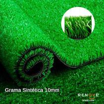 Grama Sintética 10m² de 12 mm 3mx3,33m - Repgrass