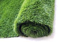 Grama Sintética 20mm - Bicolor (1m²) - Semelhante a Grama Natural - Green Gramas