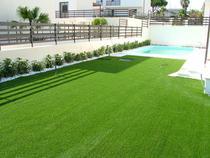 Grama Sintetica Decorativa Rolo com 50m² (2X25) MT - Sm Grass