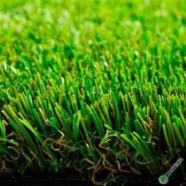 Grama Sintética Garden Grass 25mm Européia - Lançamento - Decortech
