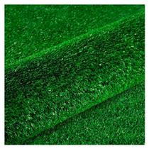 Grama Sintética SoftGrass 12mm - Verde - Decortech