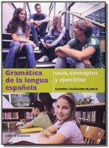 Gramatica de la lengua espanola - usos, conceptos y ejercicios - 1 - Scipione