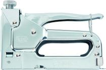 Grampeador man.de metal,com ajuste de pressão p/ grampos  53 - Mtx