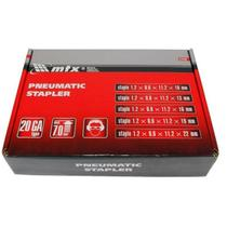 Grampeador Pneumático 10 A 22mm Grampos 20GA 574209 MTX -