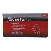 Grampo Para Grampeador Pneumático 10MMX11,2X0,6MM Com 5.000 Unidades 576569 MTX -