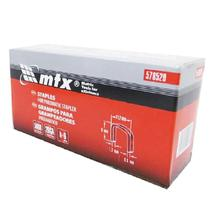 Grampos 6mm Para Grampeador Pneumático 576529 MTX -