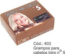 Grampos para Cabelos Loiro - nº5 - Corpus