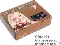 Grampos para Cabelos Loiro - nº7 - Corpus