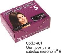 Grampos para Cabelos Moreno - nº5 - Corpus