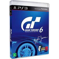 Gran Turismo 6 - PS3 - Sony