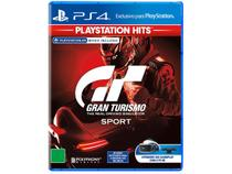 Gran Turismo Sport PlayStation Hits para PS4 - Polyphony