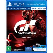 Gran Turismo Sport - PS4 - Polyphony