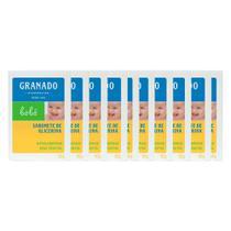 Granado Bebê Pague 9 Leve 10 Kit  Sabonete em Barra -