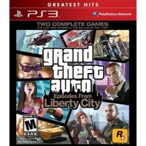 Grand Theft Auto: Episodes from Liberty City - PS3 - Microsoft