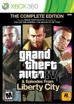 Grand Theft Auto: Episodes from Liberty City - Xbox 360 - Microsoft
