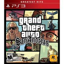Grand Theft Auto (GTA): San Andreas Greatest Hits - Ps3 - Sony