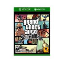 Grand Theft Auto GTA San Andreas - Xbox One / Xbox 360 - Rockstar Games