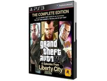 Grand Theft Auto IV Complete Edition para PS3 - Rockstar
