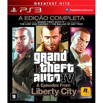 Grand Theft Auto Iv (Gta 4) - Ps3 - Rockstar games