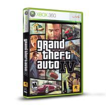 Grand Theft Auto IV (GTA 4) - Xbox 360 - Microsoft