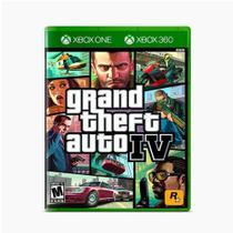 Grand Theft Auto IV (GTA 4) - Xbox 360/Xbox One - Rockstar Games