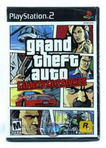 Grand theft auto: liberty city stories - ps2 - Rockstar