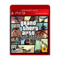 Grand Theft Auto San Andreas - GTA San Andreas - PS3 - Rock Star Games