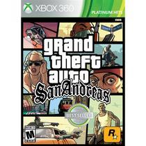 Grand Theft Auto: San Andreas - Xbox 360 - Microsoft
