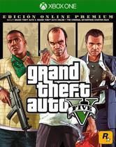 Grand Theft Auto V (5) Premium Online Edition - Xbox One - Microsoft