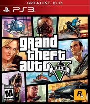 Grand Theft Auto V (5) - PS3 - Sony