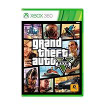 Grand Theft Auto V (GTA 5) - Xbox 360 - Rockstar