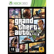 Grand Theft Auto V - GTA 5 - Xbox 360 - Rockstar