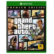 Grand theft Auto V GTA 5 Xbox One Premium Edition - Rockstar