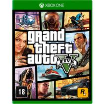 Grand Theft Auto V - GTA 5 - Xbox One - Rockstar games