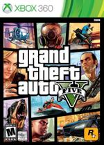 Grand Theft Auto V - GTA V - GTA 5 Xbox 360 - Rockstar Games
