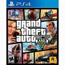 Grand Theft Auto V Gta V Ps4 Midia Fisica -