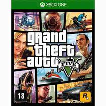 Grand Theft Auto V (GTA V) - Xbox One - Rock star